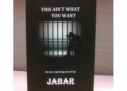 "When the Baltimore riots happened, I was immediately contacted by author Jabar who told me his book, ""This Ain't What ..."