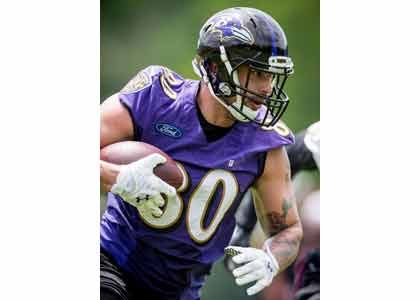 The 2015 NFL season will bring about an increased role for second-year tight end Crockett Gillmore. He was selected in ...