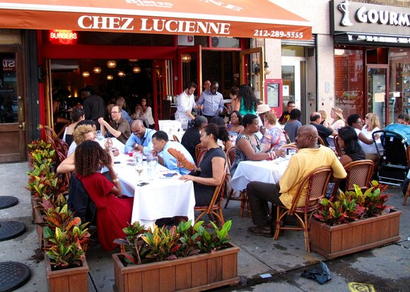 Lenox Avenue will be on fire Tuesday, July 21, 6 p.m. to 10 p.m, for the third annual Summer Sizzles ...