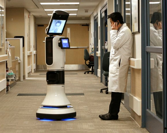 On July 23, Cornerstone Hospital Medical Center will host an interactive reveal of the InTouch RP-Vita, a state-of-the-art robot fondly ...