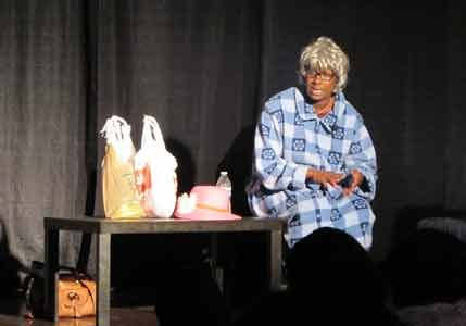 Usha Tyson has been successful in the Baltimore theater scene performing in stage plays from local writers and directors. The ...