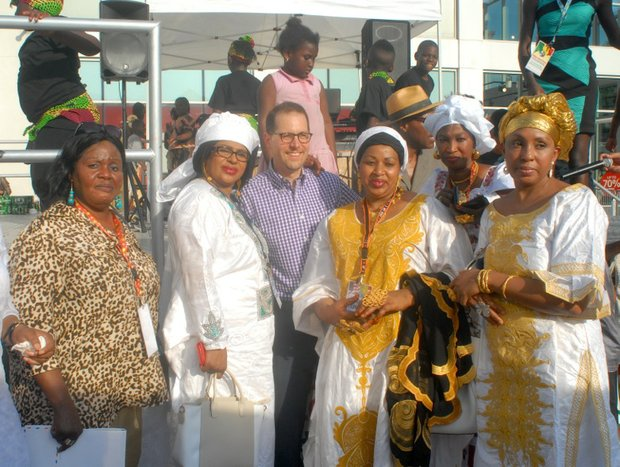 The USA Association of New York City Mali Charitable, also known as theMalian Cultural Center, held its third annual Children's Fun Day Sunday, July 19.