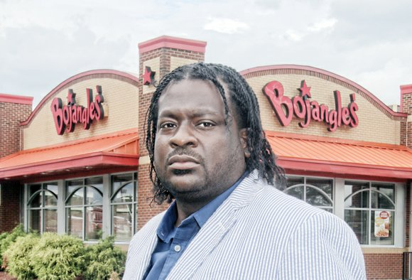 """The surprising story of Richmonder James """"J.J."""" Minor and the Bojangles' fried chicken chain now is circulating everywhere the English ..."""