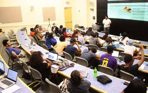 Coppin State University is hosting the third annual Leaders of a Beautiful Struggle (LBS) - Eddie Conway Liberation Institute (ECLI) ...