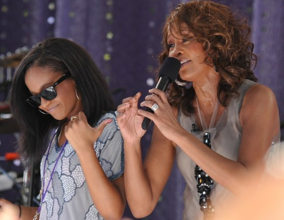 The daughter of late singer Whitney Houston has died after being in a coma for six months.