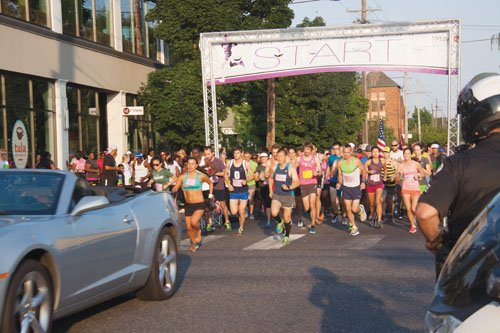 Northeast Portland celebrates the fourth annual MLK Dream Run this weekend.