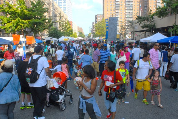 Harlem Week's Summer in the City