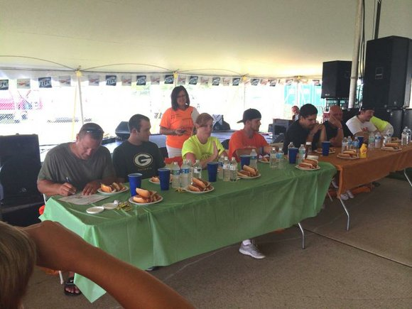 Now in its 39th year, the festival serves as an annual homecoming for village residents and serves up a slate ...