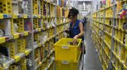 The bulk of the employees will be filling sales for goods that Amazon customers purchase online.