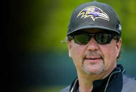 John Harbaugh knew exactly what he was getting when he reached out to Marty Mornhinweg after the New York Jets ...