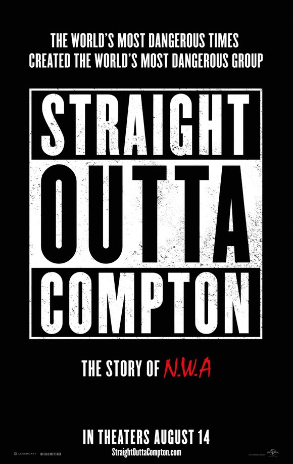 """History was made last night. The Los Angeles premiere of """"Straight Outta Compton,"""" took place Tuesday night at LA Live's ..."""