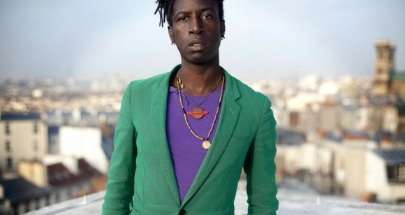 Writer-actor-activist Saul Williams has released a number of vivid and emotionally penetrating collections of poetry, music and film.