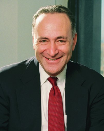 Senate Minority Leader Chuck Schumer blasted President Donald Trump on Wednesday for casting blame on him in the aftermath of ...