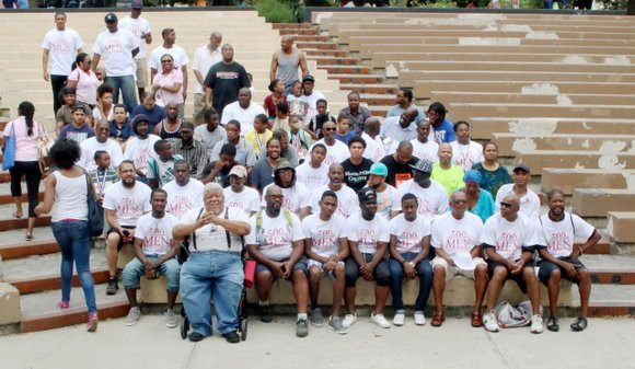 Saturday, June 24, 500 Men Making a Difference will host a Herbert von King Park Summer Cleanup.