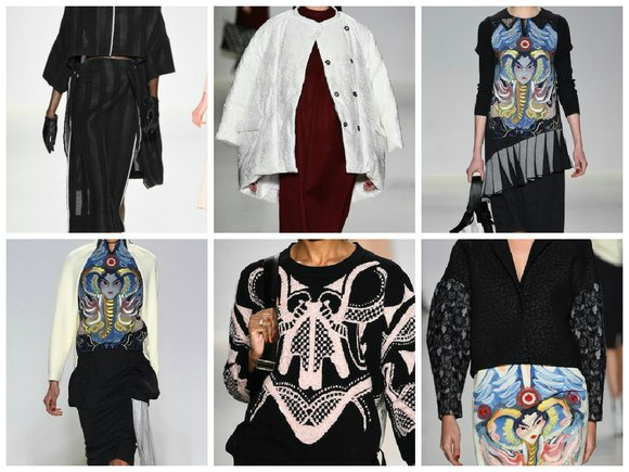 In his initial entry into the U.S. market last season at Lincoln Center, OUDIFU's founder and creative designer, Zhuliang Li, ...