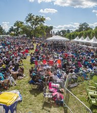 Richmond Jazz Festival brings the music to Maymont -Thousands of music lovers sang, danced and partied to the sounds of jazz, neo soul and rhythm and blues at the 6th Annual Richmond Jazz Festival last weekend at Maymont in the city's West End.