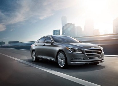 From the moment we got in the 2015 Hyundai Genesis, our thought was Hyundai has found how to bake in ...