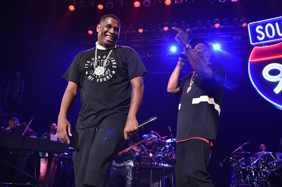 Only a few dates have been announced for the mysterious Jay Electronica.