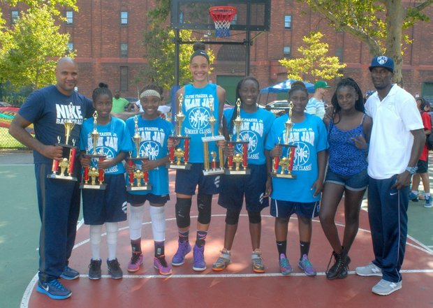 The Brooklyn team came close, finishing in second place in the 2015 Slam Jam championship finals