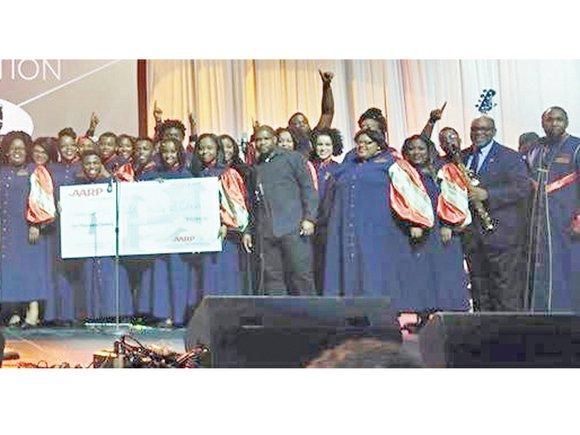The highly acclaimed Virginia State University Gospel Chorale continues to win accolades. The latest honor: The choir, under the direction ...