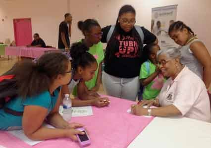 More than 300 Baltimore youth will be heading back to school with backpacks and school supplies thanks to the Epsilon ...