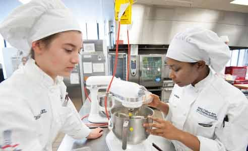 Two hotel/restaurant management programs offered by the Hotel, Culinary Arts and Tourism Institute (HCAT) at Anne Arundel Community College have ...