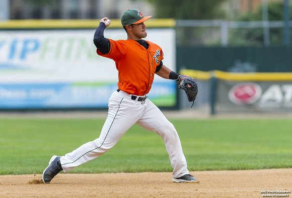 The Joliet team had 14 hits total, three of which were made by Jeremy Novak and another three by Hunter ...