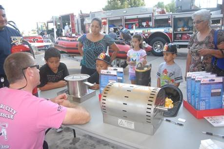 Missouri City's Bravest are set to host their Fourth Annual Fire & Rescue Services Open House on Saturday, Oct. 10 ...