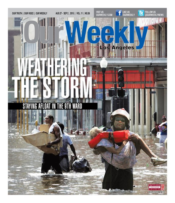 Early in the morning on Aug. 29, 2005, Hurricane Katrina slammed into the Gulf Coast of the United States. As ...
