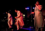 Van Fields are headliners with First Class, Baltimore's own premier group and Boo'ne and Zo, at the Arch Social Club, 2426 Pennsylvania Avenue on Saturday, August 29, 2015 from 8 p.m. to midnight. For ticket information, call 443-552-8048.