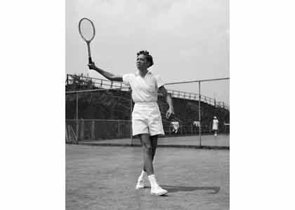 People often cite Arthur Ashe as the first African American to win Wimbledon (1975).