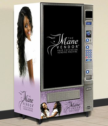 "Virginia entrepreneur Marcella Ellis, CEO and founder of the Mane Vendor ""Hair Extension Vending Machine,"" is still strongly maintaining her ..."
