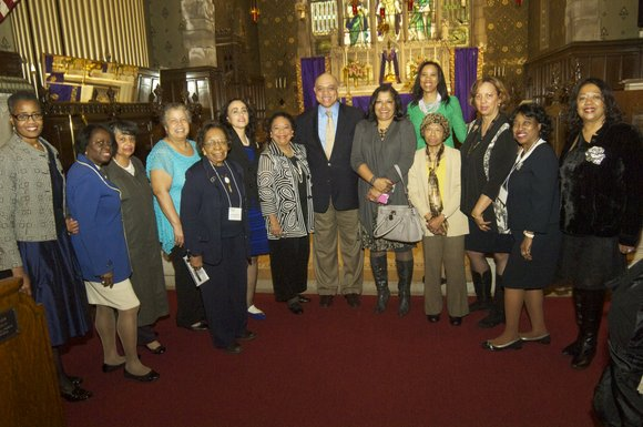 The Greater New York Chapter and Philadelphia Chapter of the Links recently came together for a special cause.