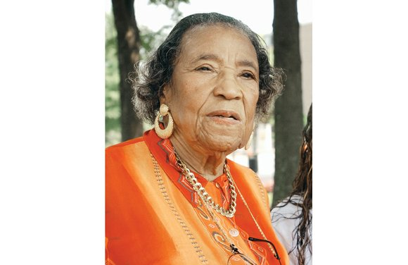 Free Press staff, wire reports MONTGOMERY, Ala. Amelia Boynton Robinson helped change America. The first African-American woman to run for ...