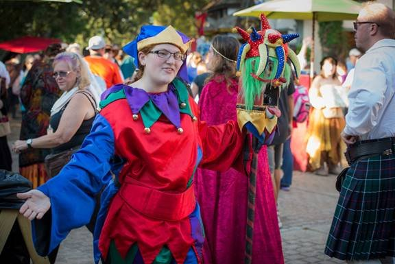 Hear ye! Hear ye! The Texas Renaissance Festival is hiring for its upcoming 41st annual season. Organizers will hold the ...