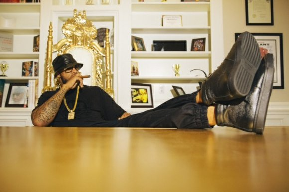 Slim Thug has created Boss Life Construction to help build homes for the underprivileged in Acres Homes.