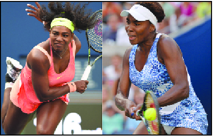 The Williams sisters proved once again that they are the biggest draw in tennis, regardless of gender, as they faced ...