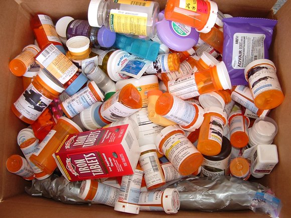 Removing unwanted prescription drugs from homes reduces the chance for abuse and accidental poisonings and keeps out of landfills and ...