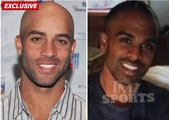 Plainclothes police Officer James Frascatore put himself in the spotlight when he blindsided former tennis star James Blake in front ...