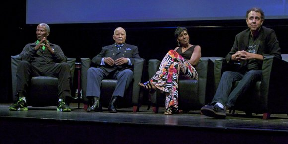 "Tuesday, Aug. 25, the Schomburg Center for Research in Black Culture presented ""American Masters, Althea,"""