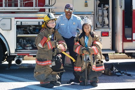 Join the Baltimore County Police and Fire departments for a day of family fun at Public Safety Day on Saturday, ...