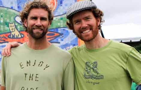 When John Jacobs and his brother Bert started selling T-shirts out of a van 20 years ago, neither could envision ...
