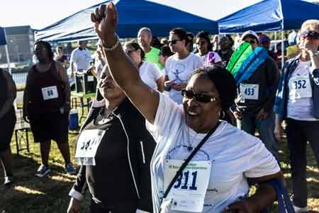 During National Recovery Month, runners and walkers of all ages will lace up their sneakers for the 7th Annual Marian ...