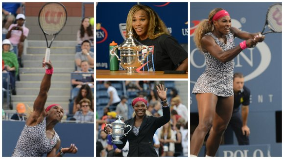 Serena Williams lost her bid for what would have been her sixth U.S. Open Singles title.