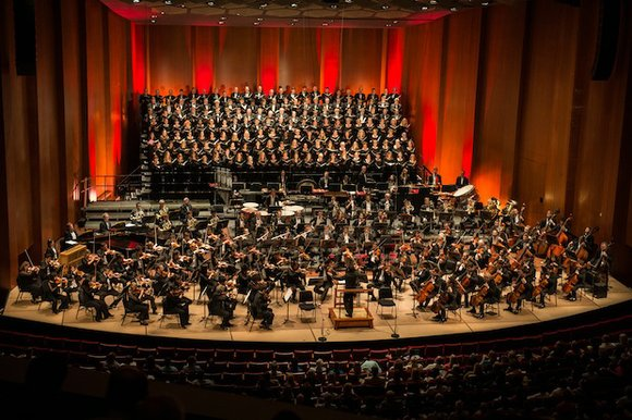 Widely acclaimed young conductor, composer and pianist Teddy Abrams will lead the Houston Symphony in a free community concert at ...