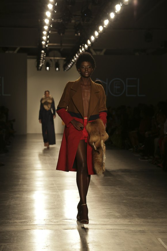 On The A W Souleo Black Designers Absent From Nyfw But Present In Other Ways New York Amsterdam News The New Black View