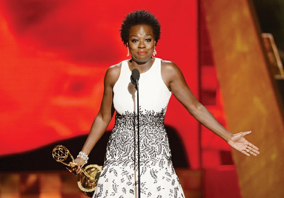 After 67 years, an African-American woman has won the honor for best lead actress in a drama series at the ...