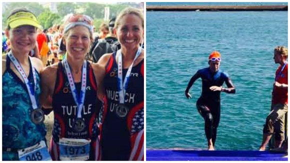 USA triathlete and registered dietitian, Michelle Tuttle, placed sixth in the Sprint World Championship (50-54 age group), third for the ...