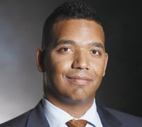 A young African-American attorney who gives back to his community has been named to the Metro Recreation Exposition Commission (MERC), ...