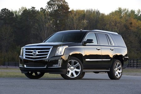 The Cadillac Escalade has reached cult status. No other reason explains why the body on frame, three-row sport utility's global ...